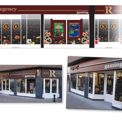 Regency Signage