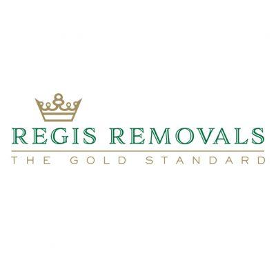 Regis Removal Rebranding