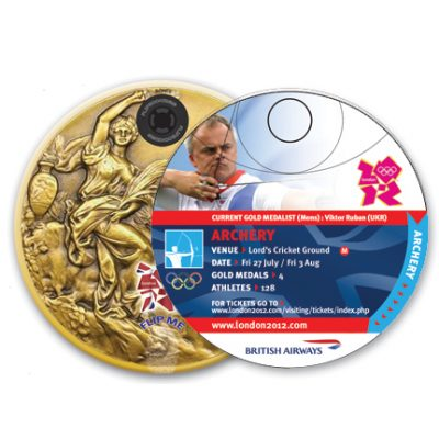 London 2012 Olympics Flipbooks